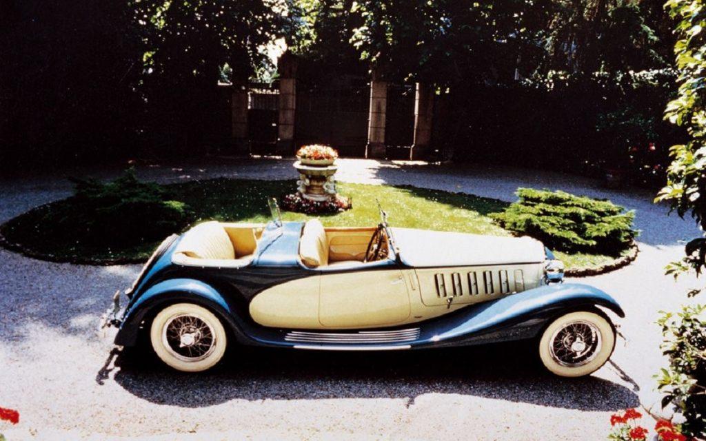Imagen de un Lancia Astura