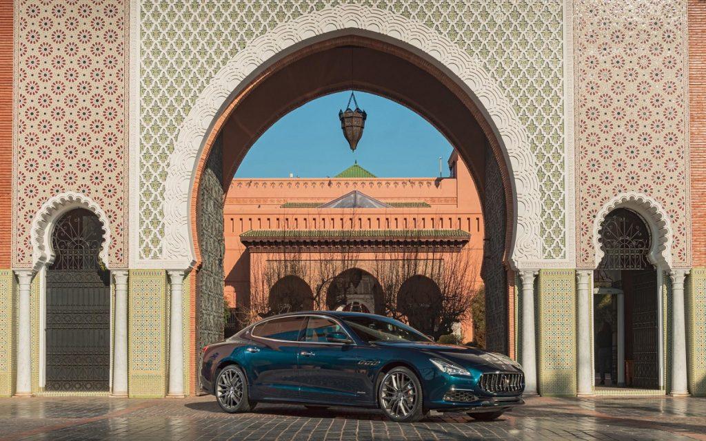 Imagen del Maserati Quattroporte Royale