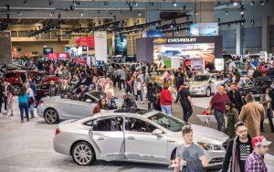 Imagen del Washington Auto Show
