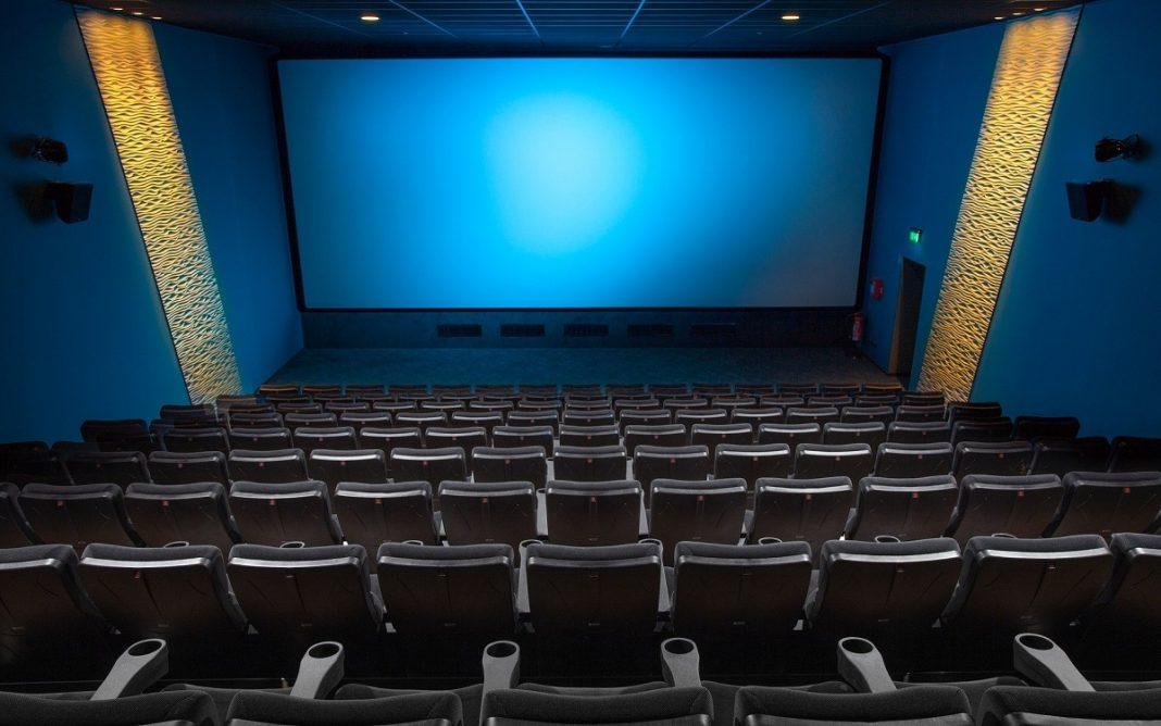 Imagen de una Sala de Cine