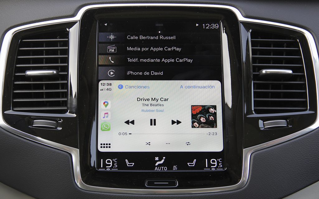 Música en Apple CarPlay