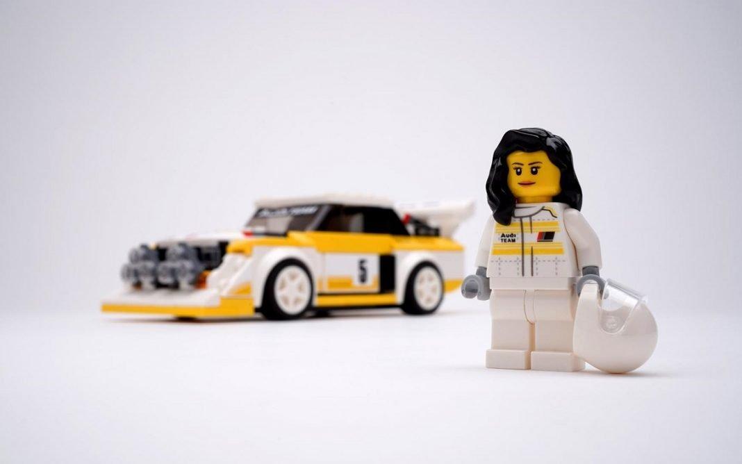 Imagen del set LEGO de Michèle Mouton
