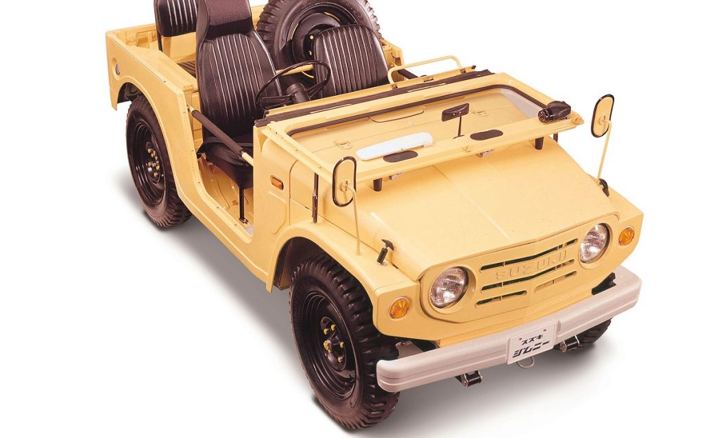 Imagen del Suzuki Jimny