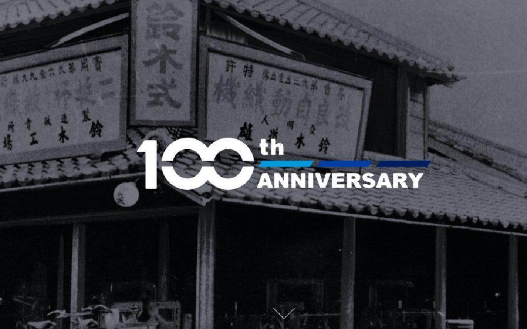 Presentación de la Web Centenario de Suzuki