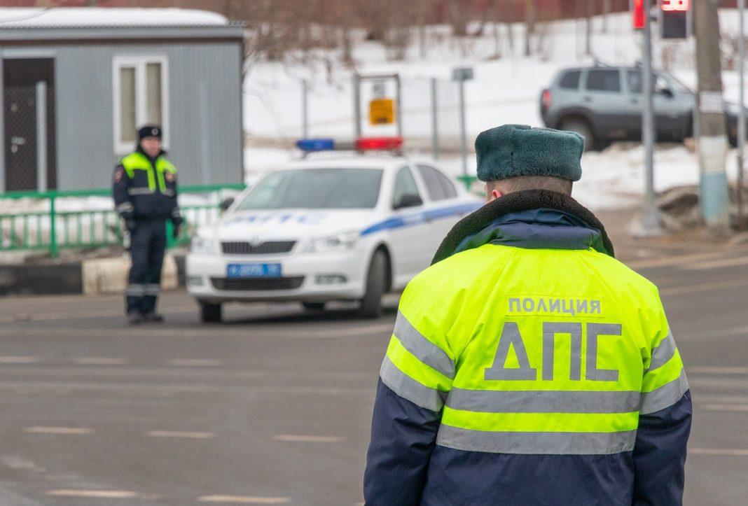 Control policial de tráfico correo electrónico dgt