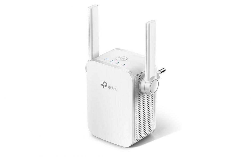 Imagen del extensor Wi-Fi de TP link
