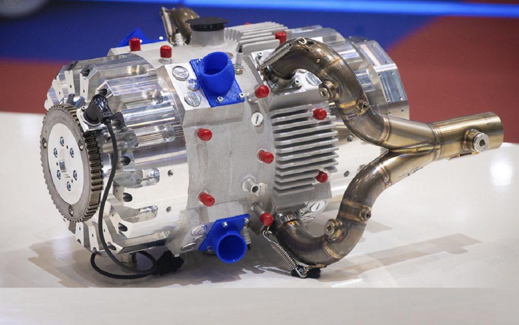 Imagen del nuevo motor desarrollado por INNengine