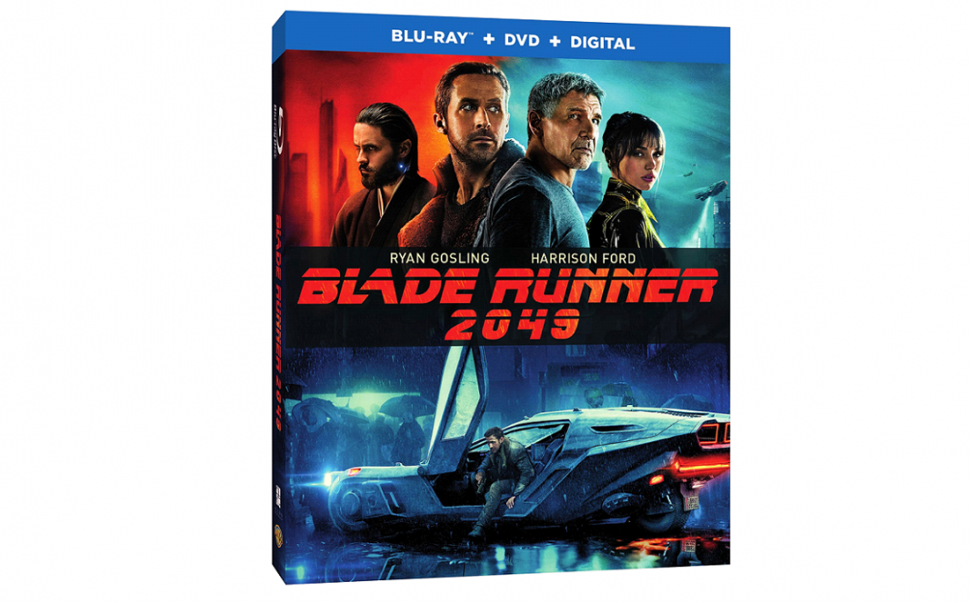 Imagen de la carátula del nuevo pack de Blade Runner