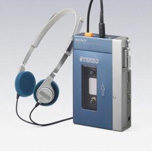 Imagen del nuevo Walkman de SOny
