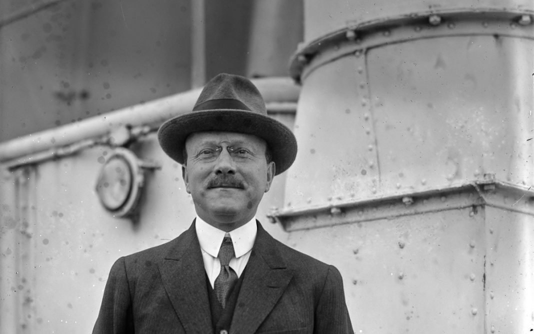 Retrato de André Citroën