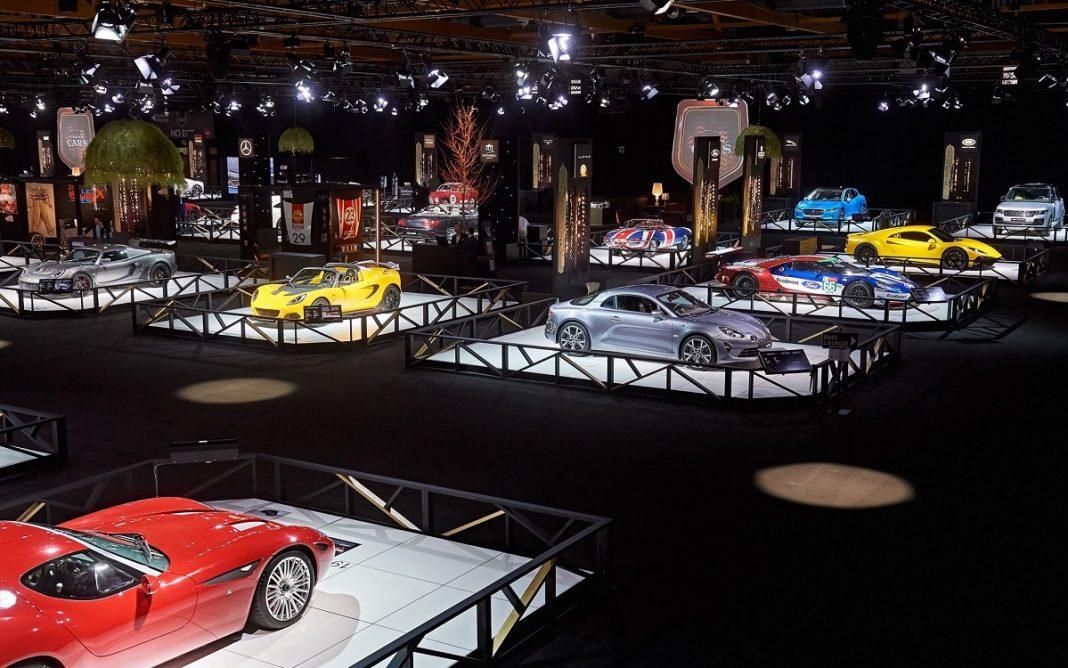 Imagen de una Feria del Automóvil