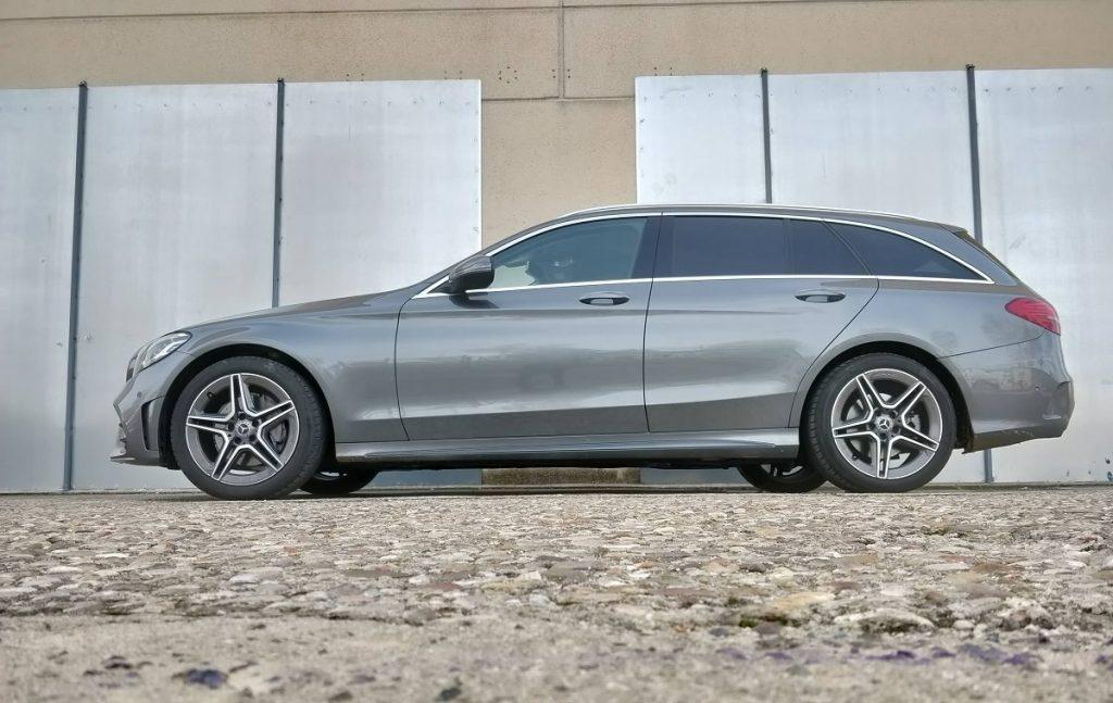 Imagen de perfil del Mercedes C200 estate