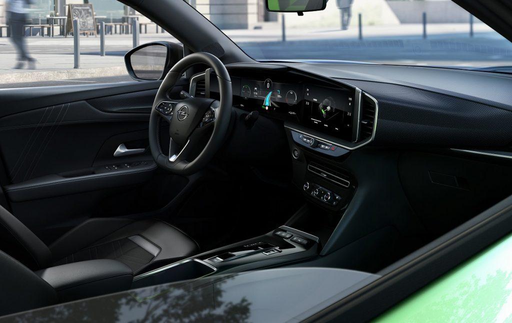 Imagen interior Opel Mokka