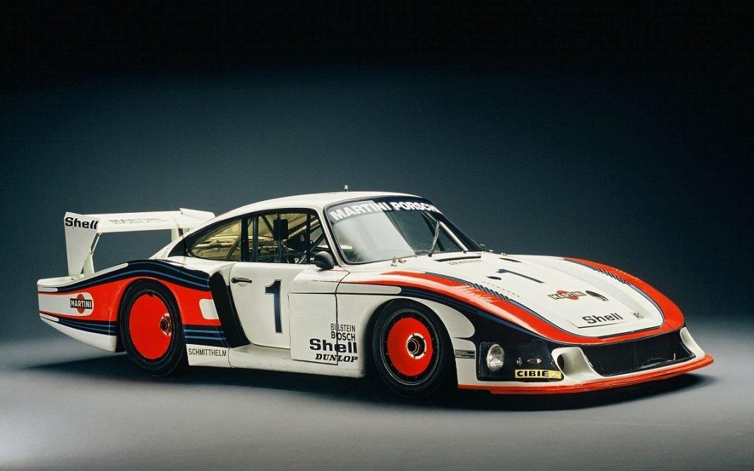 Imagen de archivo del Porsche 935 'Moby Dick'