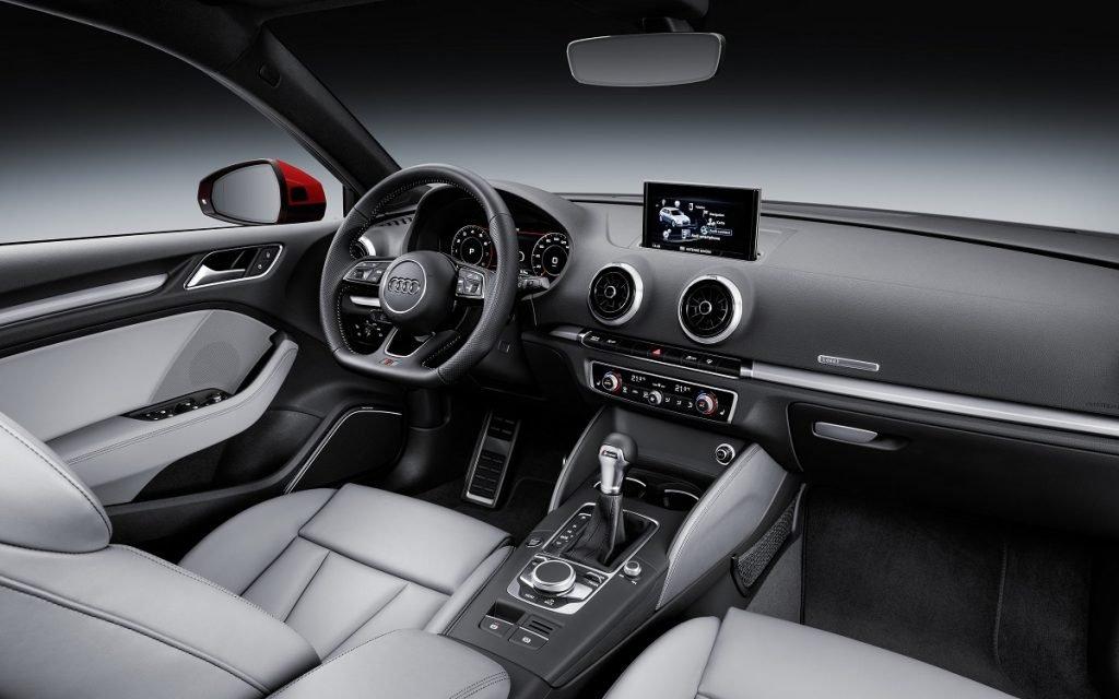 Imagen interior del Audi A3 Sportback