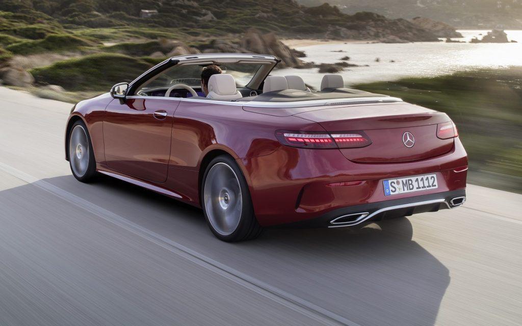 Mercedes CLase E Cabrio 2020
