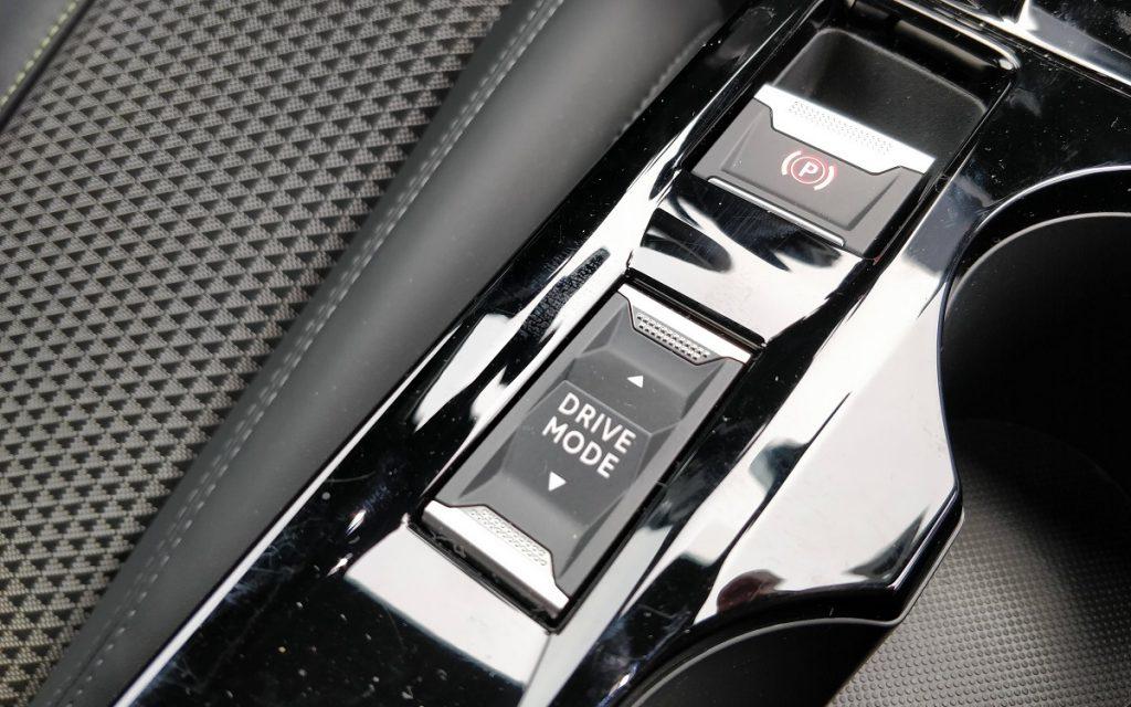 Detalles tecnológicos Peugeot 208