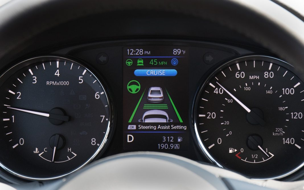 Imagen del Nissan ProPilot