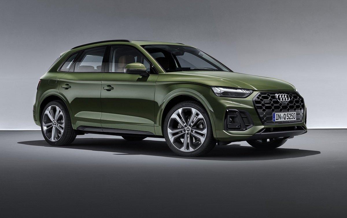 Por Qué Audi Pone Verde A Su Nuevo Q5 Hackercar