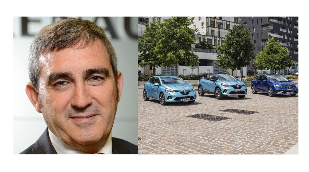 IMagen del dircom de Renault en España