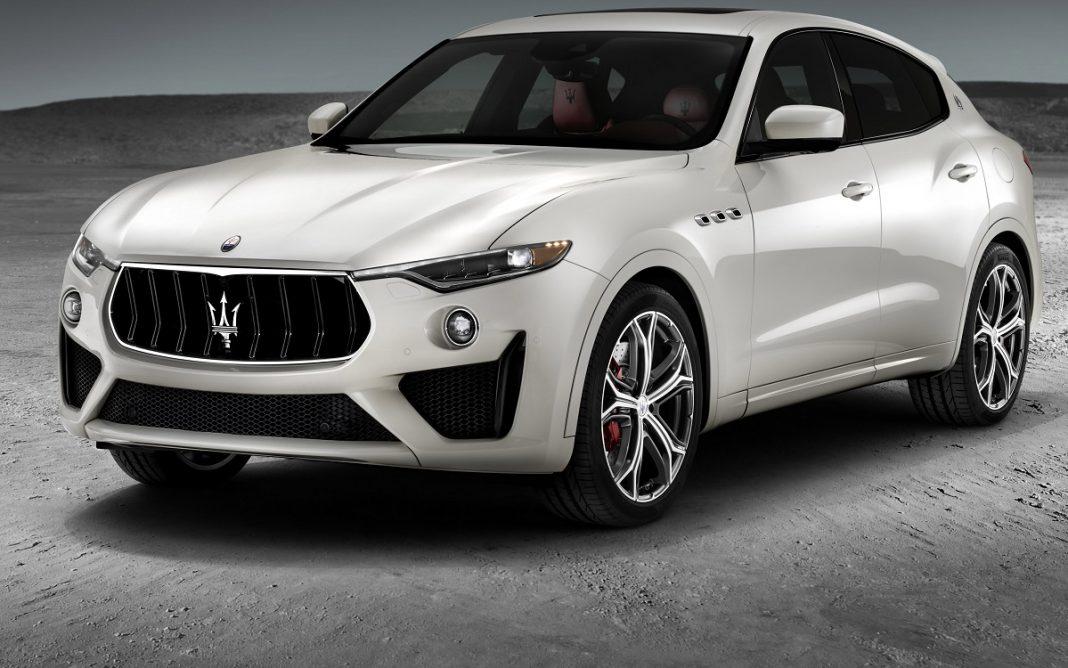 Imagen de Maserati Levante en promoción1