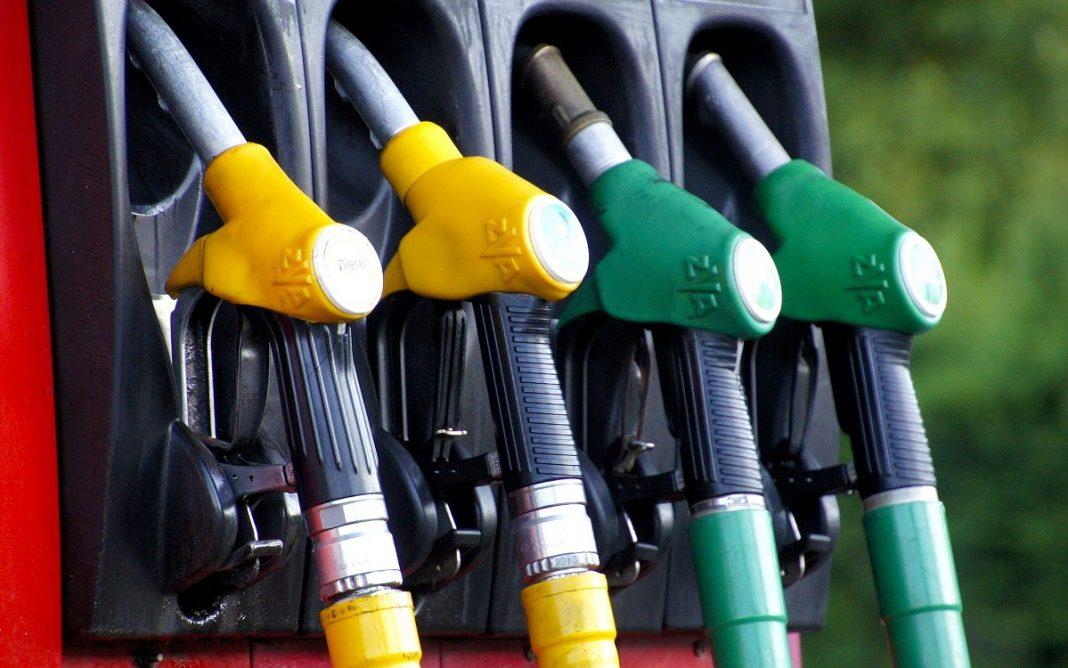 Imagen de unos Surtidores de Combustible