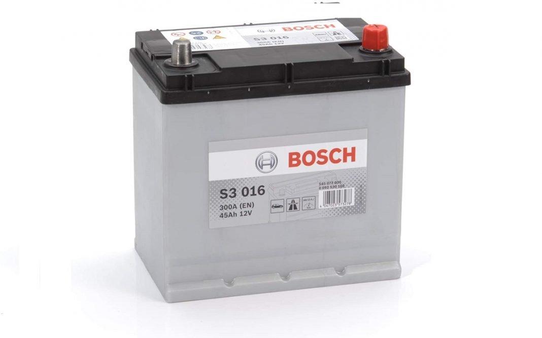 IMagen de una batería bosch