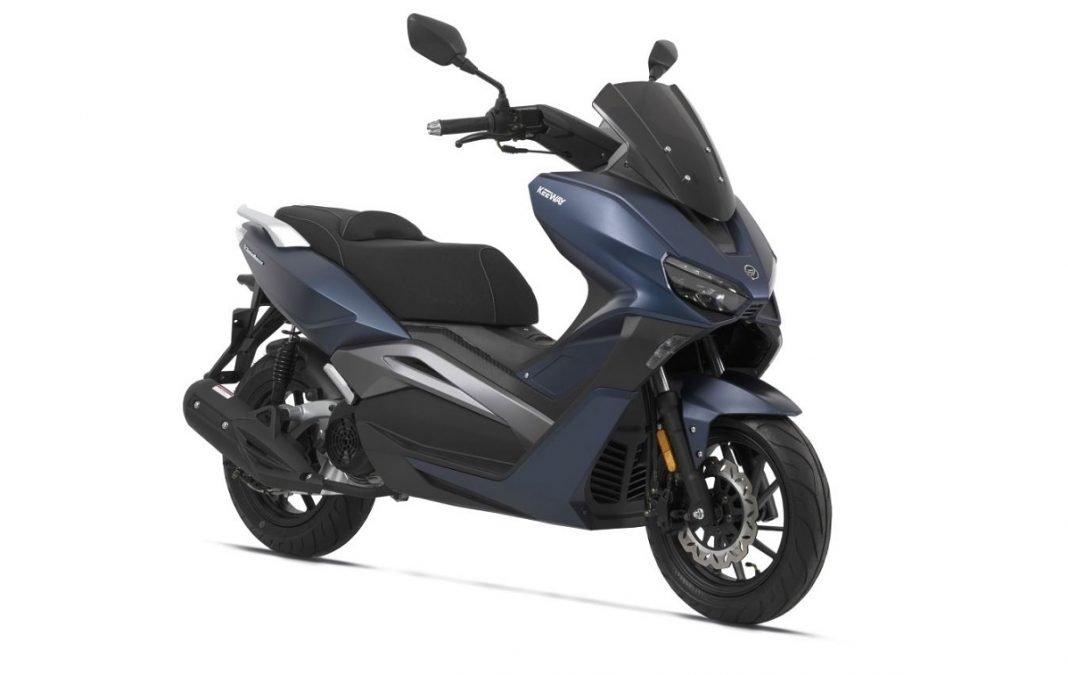 IMagen de una scooter modelo Vieste
