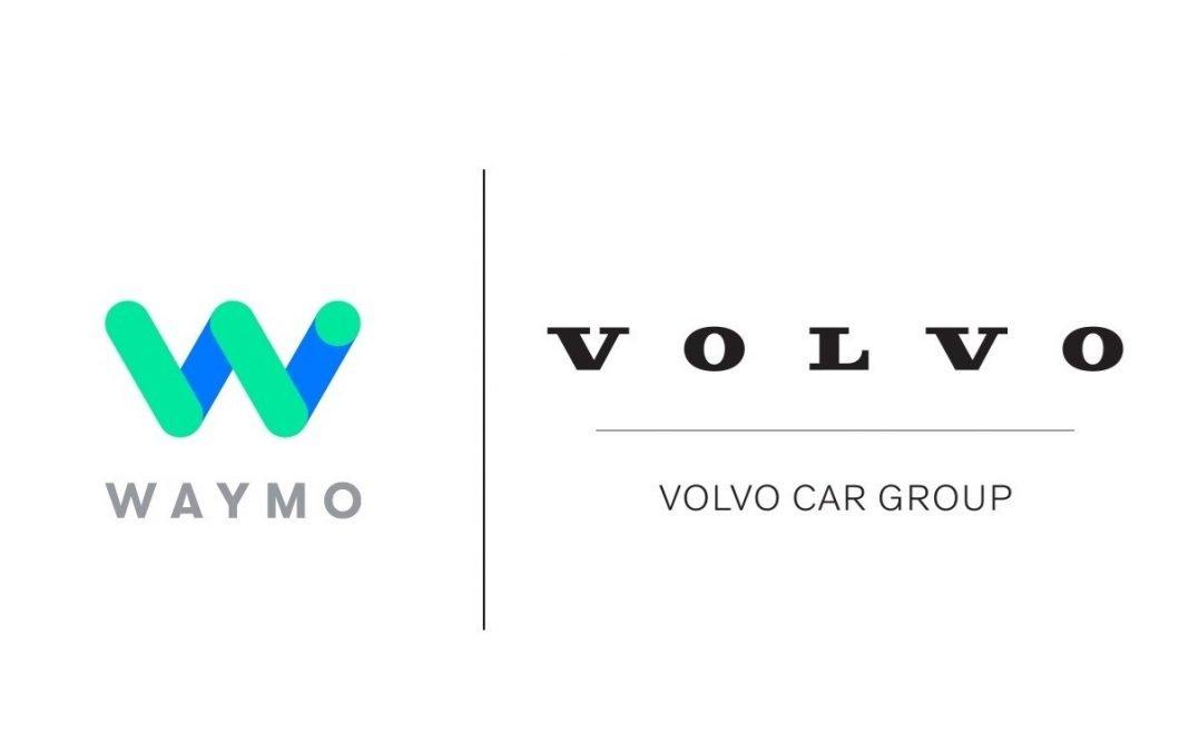 Imagen de la Alianza entre Volvo y Waymo