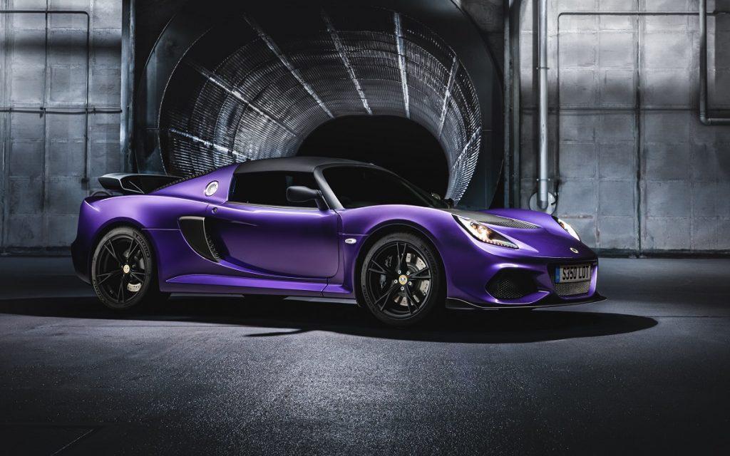 Imagen de un Lotus Exige 350