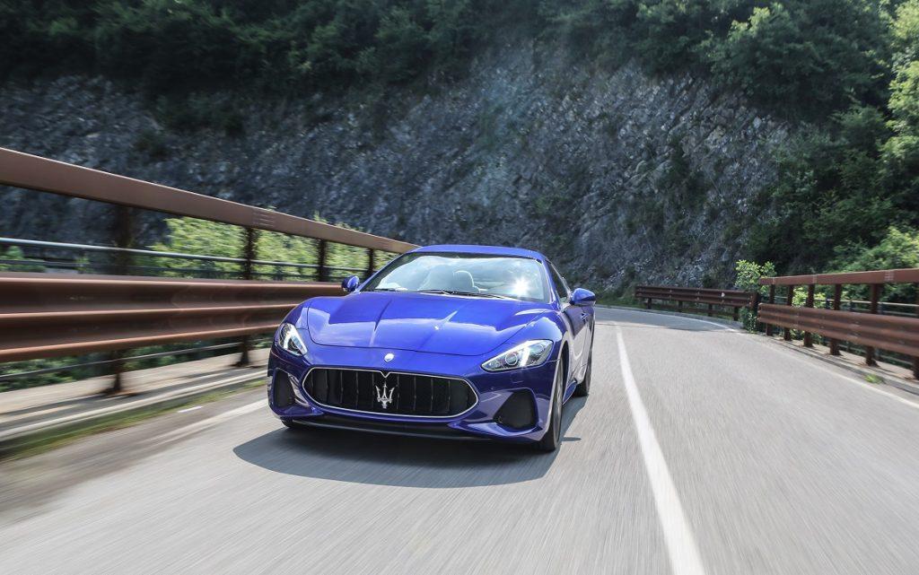 Imagen de un Maserati Granturismo