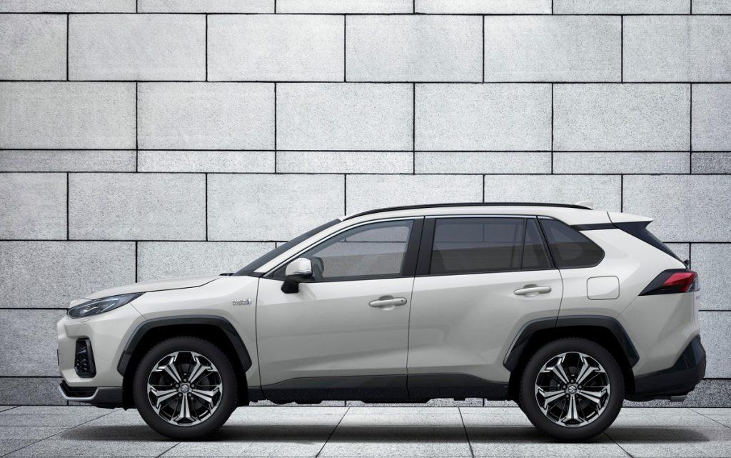 Perfil del nuevo Suzuki Across
