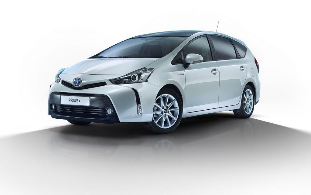 Imagen de un Toyota Prius Plus