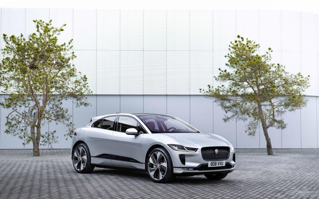 Imagen de un Jaguar I-Pace