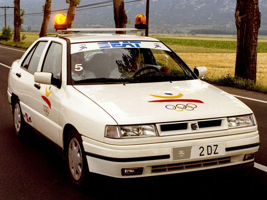 Imagen del Seat Toledo 'Olímpico' de Barcelona 92