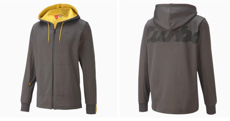 Porsche Legacy Hooded Men's Sweat Jacket sudadera
