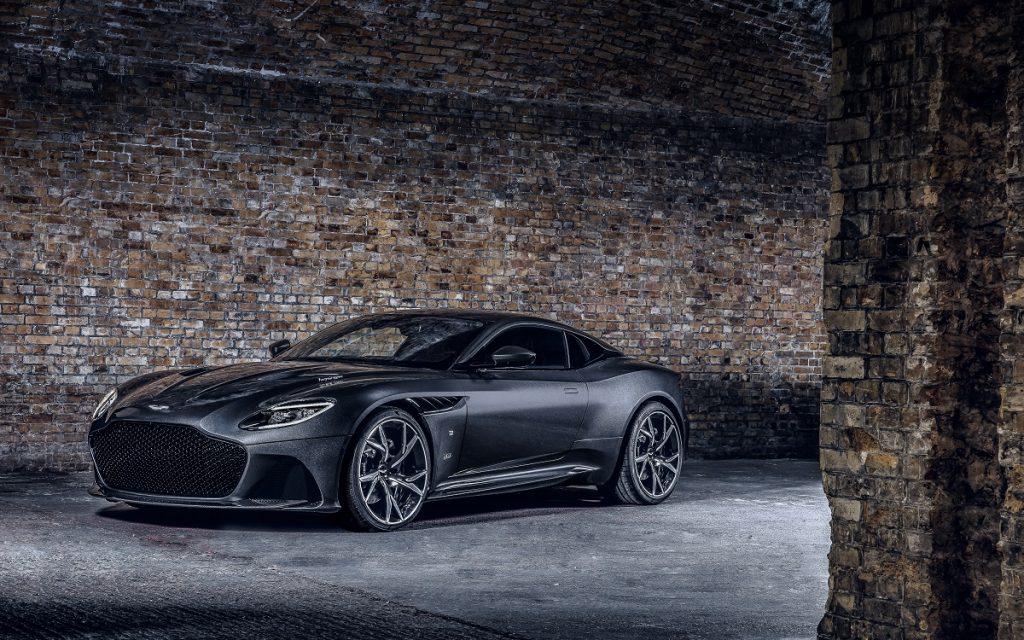 Imagen del Aston Martin DBS Superleggera 007 Edition