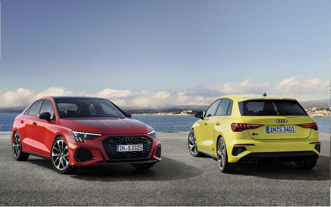 Imagen de los nuevos Audi S3