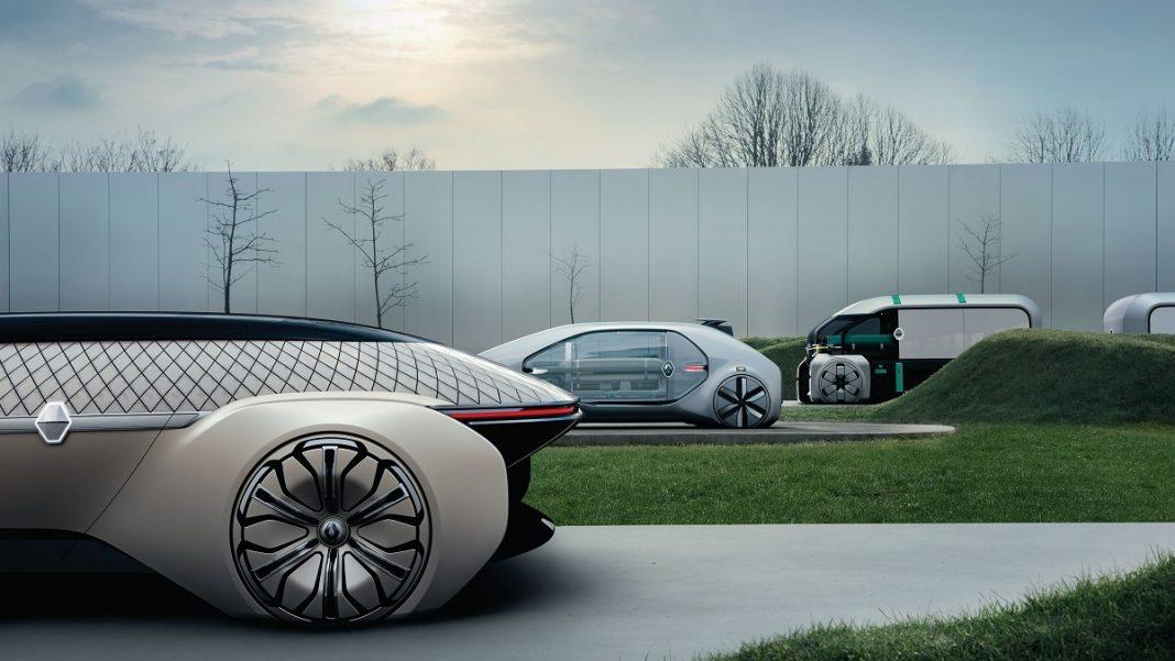 Coches autónomos de Renault