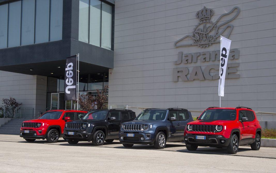 Imagen de varios Jeep Renegade 4xe