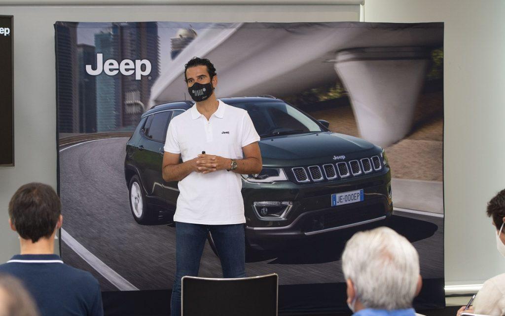 Imagen de la Presentación del Jeep Compass