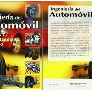 Imagen del libro sobre ingeniería del automóvil