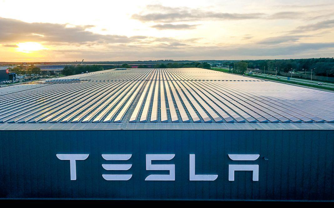 Tesla fábrica Tilburg