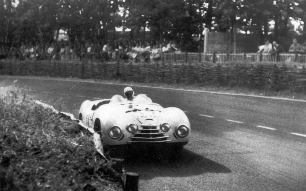 Imagen del Skoda 1101 Sport en Le Mans