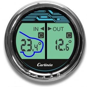 Imagen de termómetro para coche