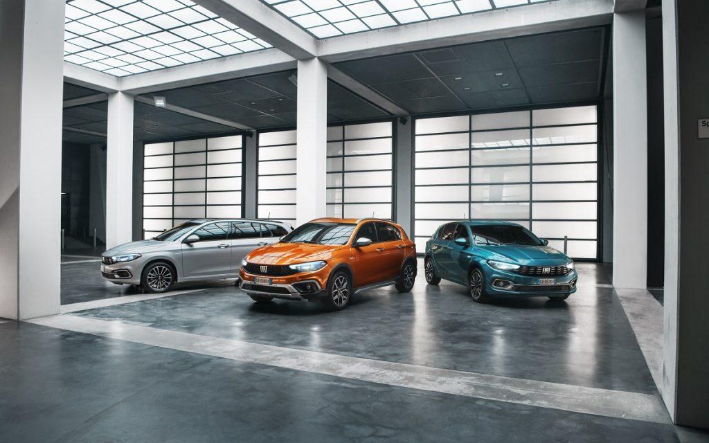 Imagen nueva gama Fiat >Tipo 2021