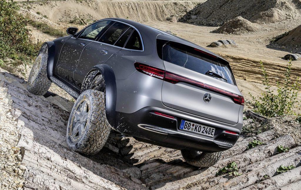 Imagen del Mercedes EQC 4x4 2