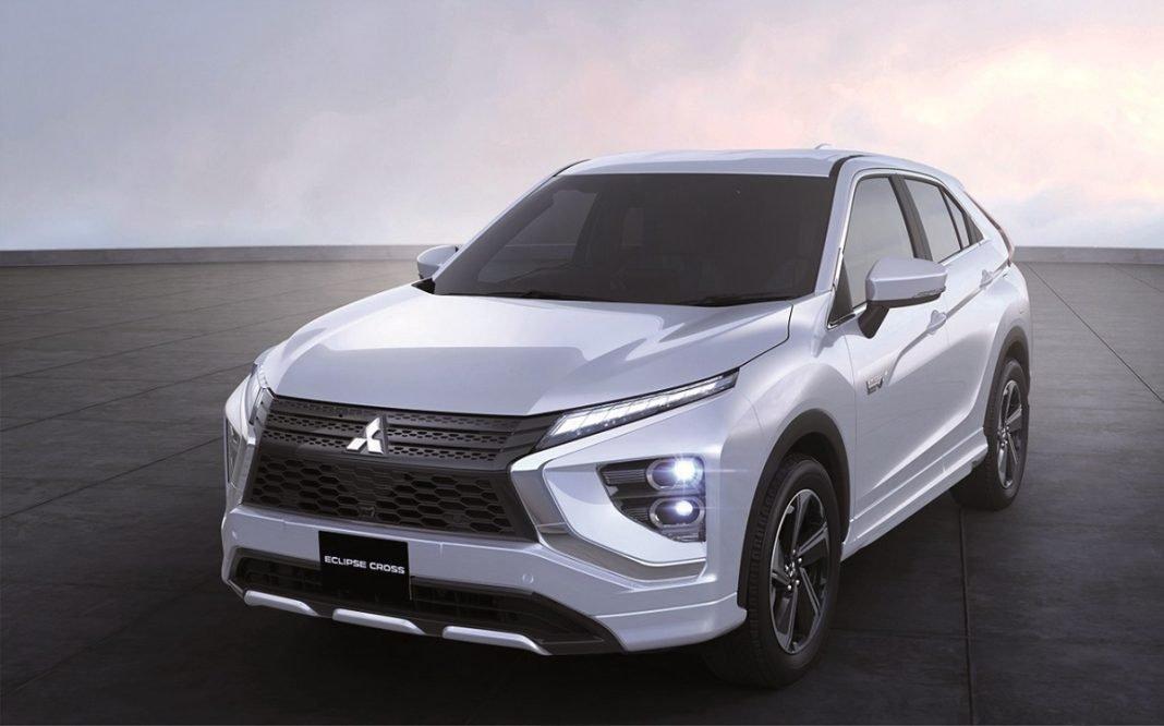 Imagen del nuevo Mitsubishi Eclipse Cross híbrido enchufable