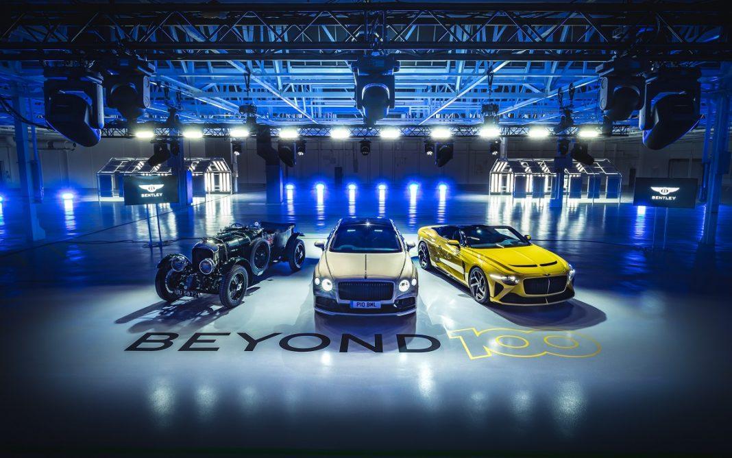 Imagen del evento Bentley Beyond 100