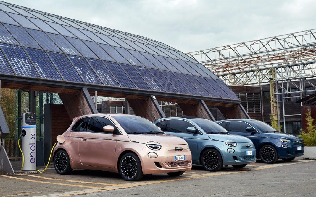 Imagen de varios Fiat 500